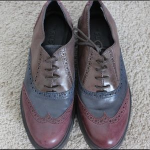The Flexx Oxford shoes